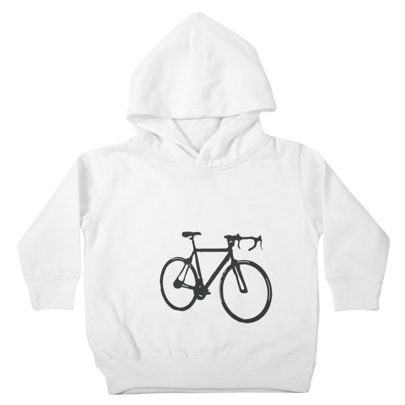 Take Me Out on the Road [Bike] Kids Toddler Pullover Hoody by rbonilla's Artist Shop
