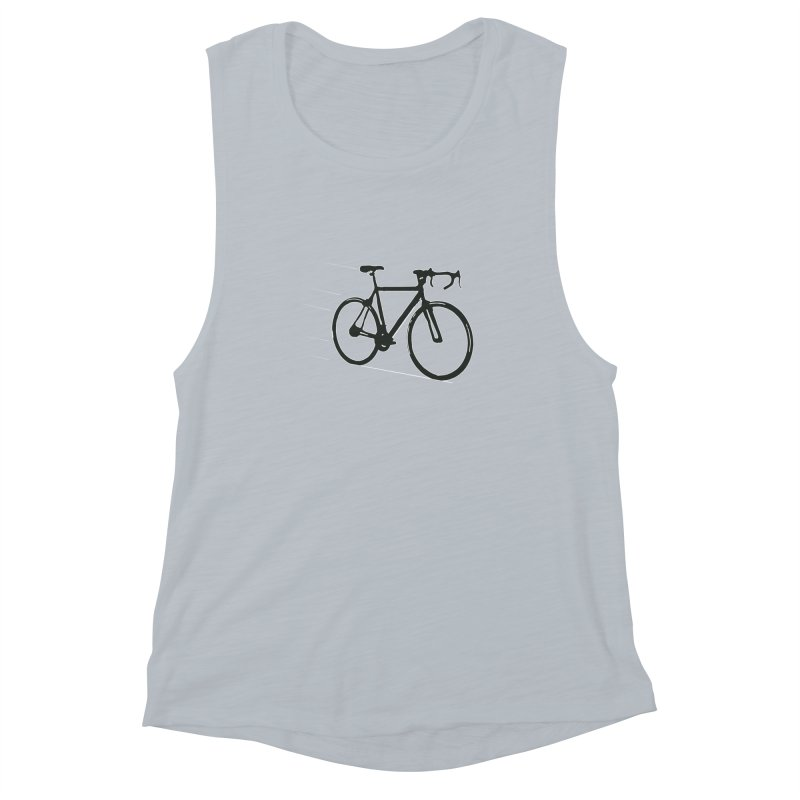 Take Me Out on the Road [Bike] Women's Muscle Tank by rbonilla's Artist Shop