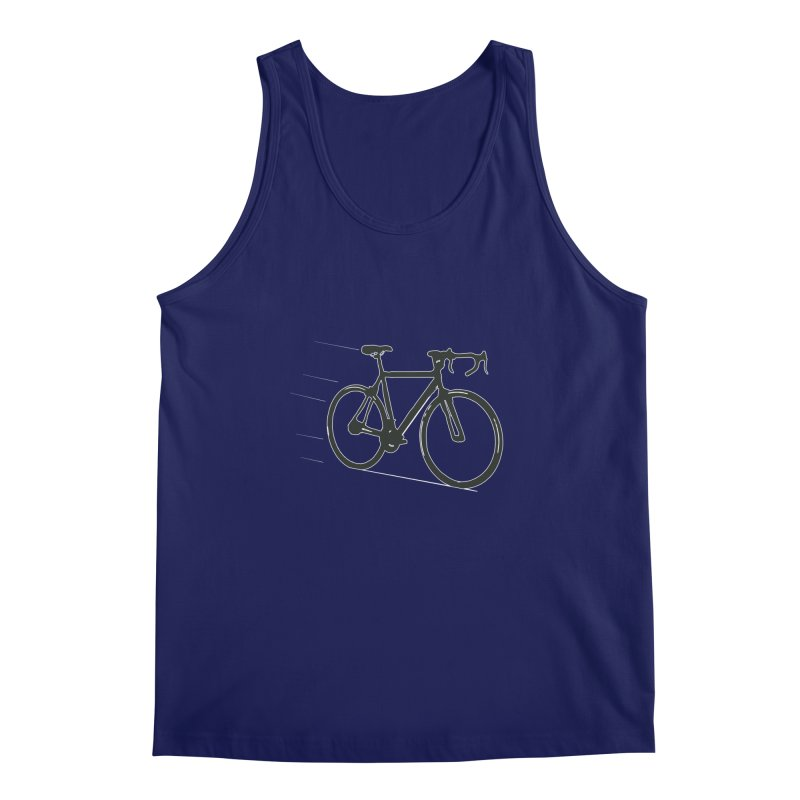 Take Me Out on the Road [Bike] Men's Regular Tank by rbonilla's Artist Shop
