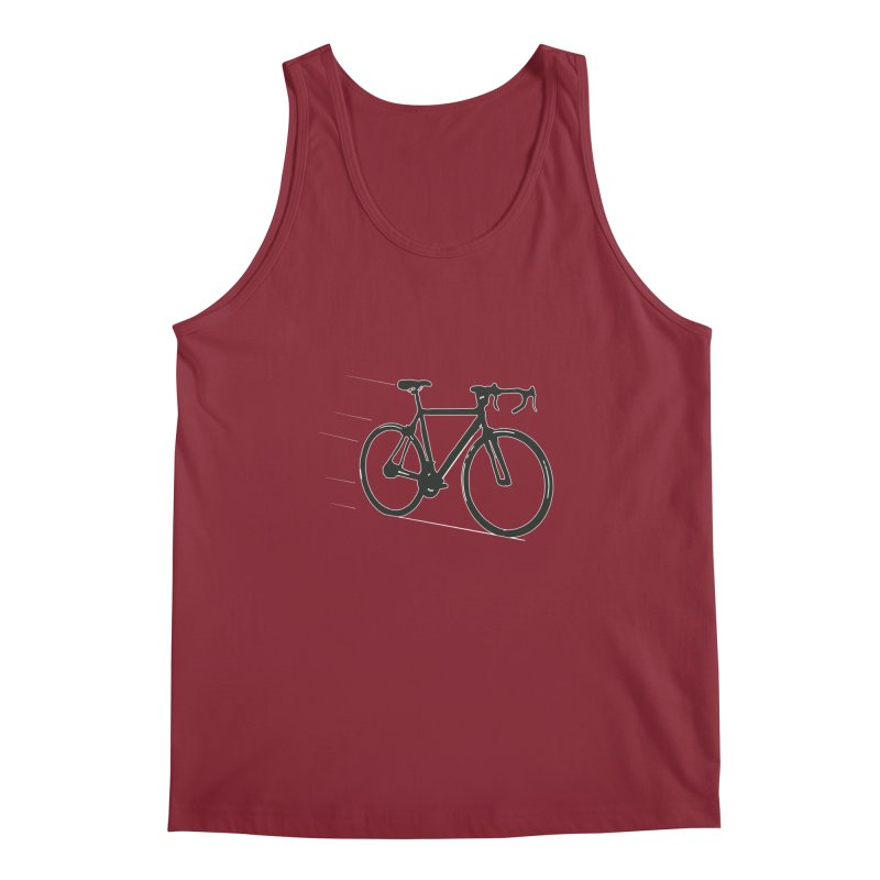 Take Me Out on the Road [Bike] Men's Tank by rbonilla's Artist Shop
