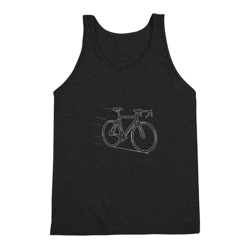 Take Me Out on the Road [Bike] Men's Triblend Tank by rbonilla's Artist Shop