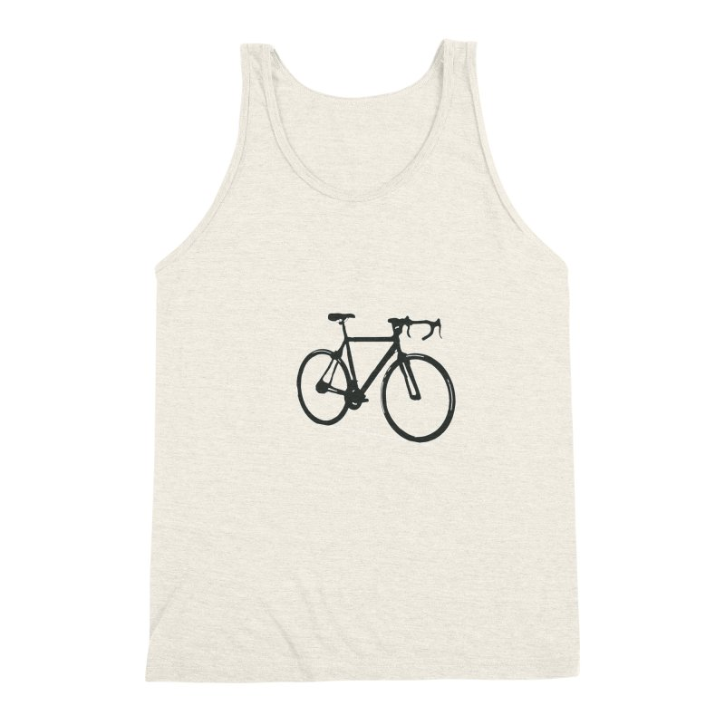 Take Me Out on the Road [Bike] Men's Triblend Tank by rbonilla's Artist Shop
