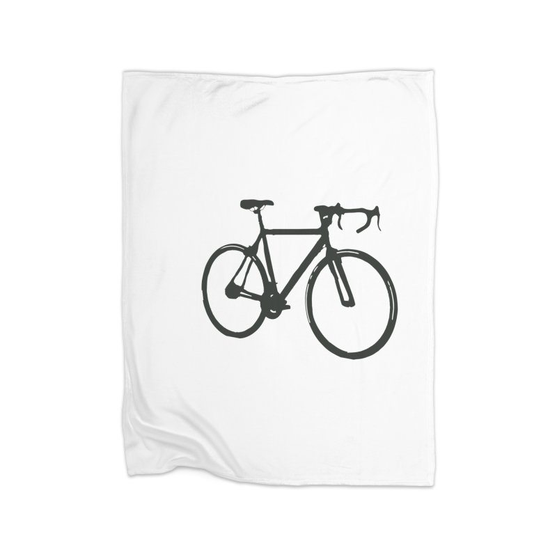 Take Me Out on the Road [Bike] Home Blanket by rbonilla's Artist Shop