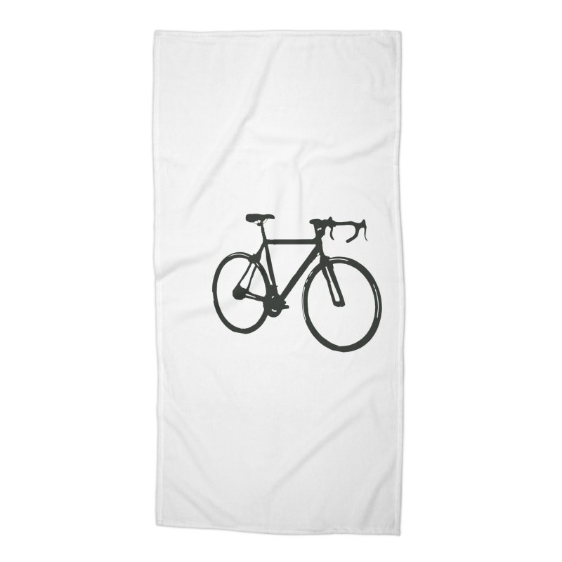 Take Me Out on the Road [Bike] Accessories Beach Towel by rbonilla's Artist Shop