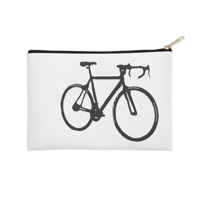 Take Me Out on the Road [Bike] Accessories Zip Pouch by rbonilla's Artist Shop