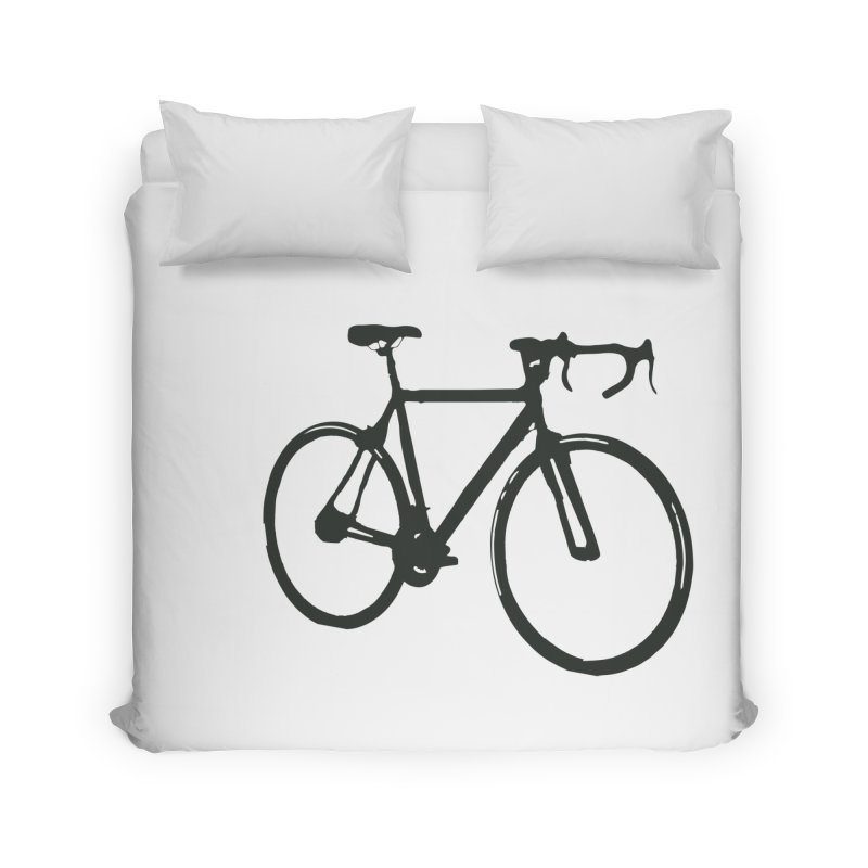 Take Me Out on the Road [Bike] Home Duvet by rbonilla's Artist Shop