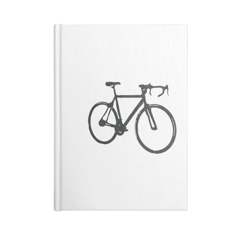 Take Me Out on the Road [Bike] Accessories Notebook by rbonilla's Artist Shop