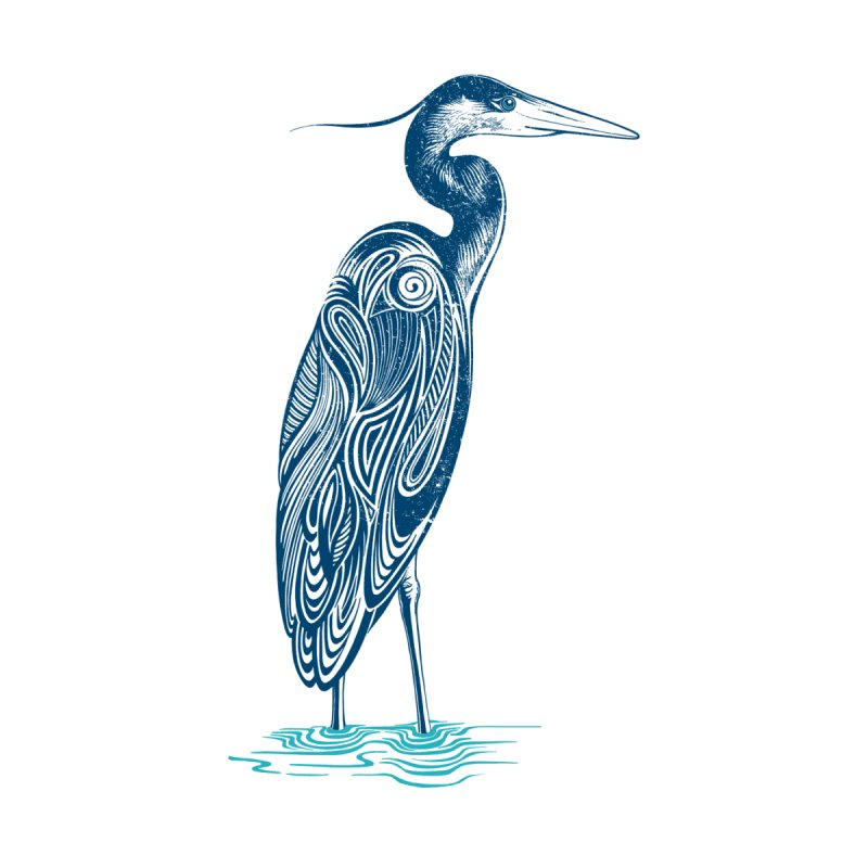 Blue Heron by rcaldwell's Shop
