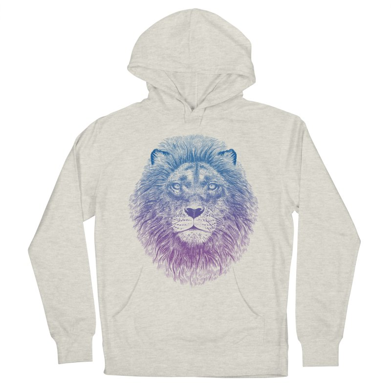 Face of a Lion Women's Pullover Hoody by rcaldwell's Shop