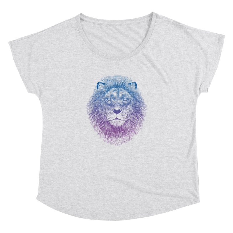 Face of a Lion Women's Dolman by rcaldwell's Shop