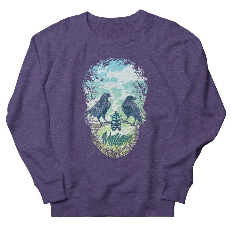 Nature's Skull Women's Sweatshirt by rcaldwell's Shop