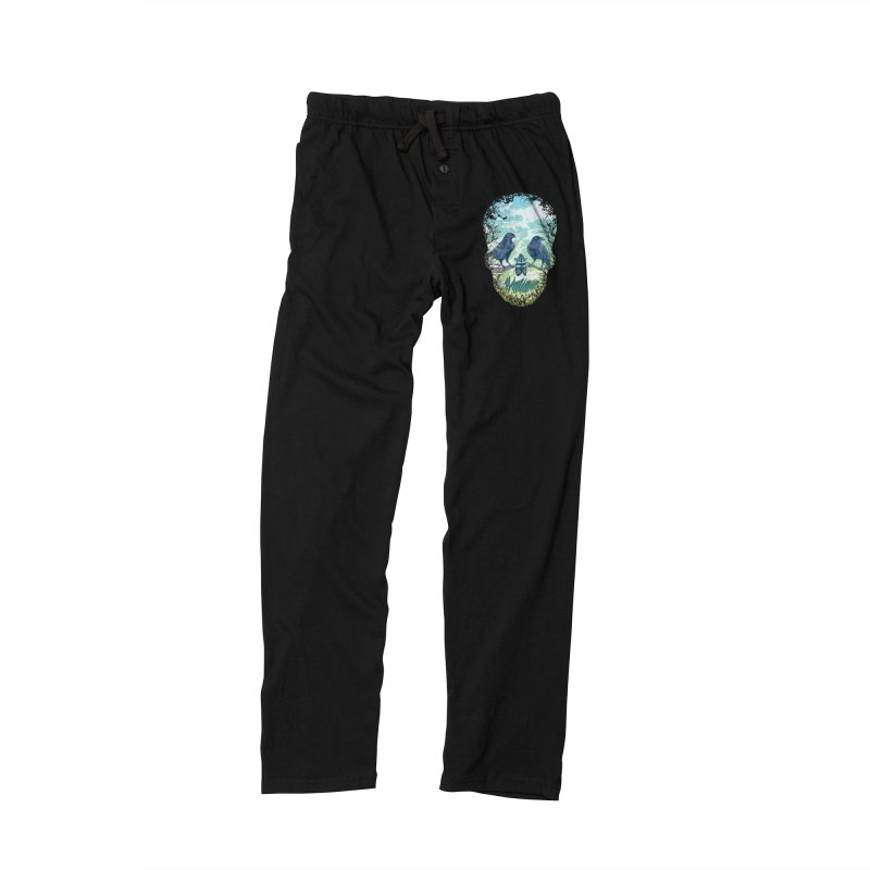 Nature's Skull Men's Lounge Pants by rcaldwell's Shop