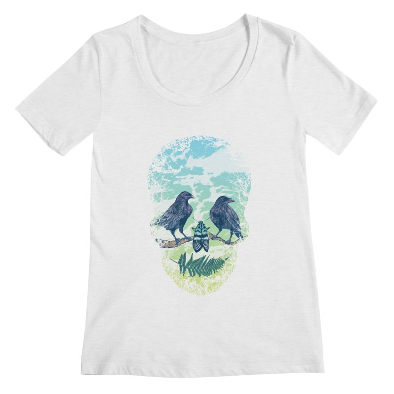 Nature's Skull   by rcaldwell's Shop