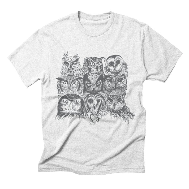 Nine Wise Owls   by rcaldwell's Shop