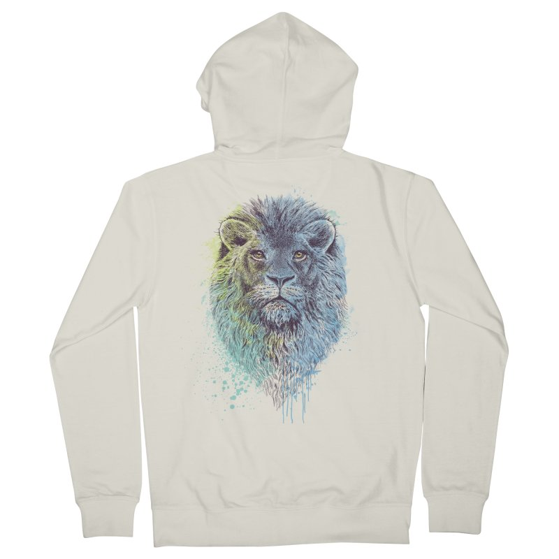 Lion King Women's Zip-Up Hoody by rcaldwell's Shop