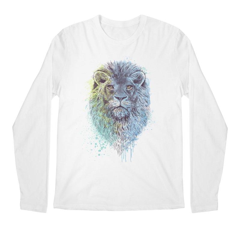 Lion King Men's Longsleeve T-Shirt by rcaldwell's Shop