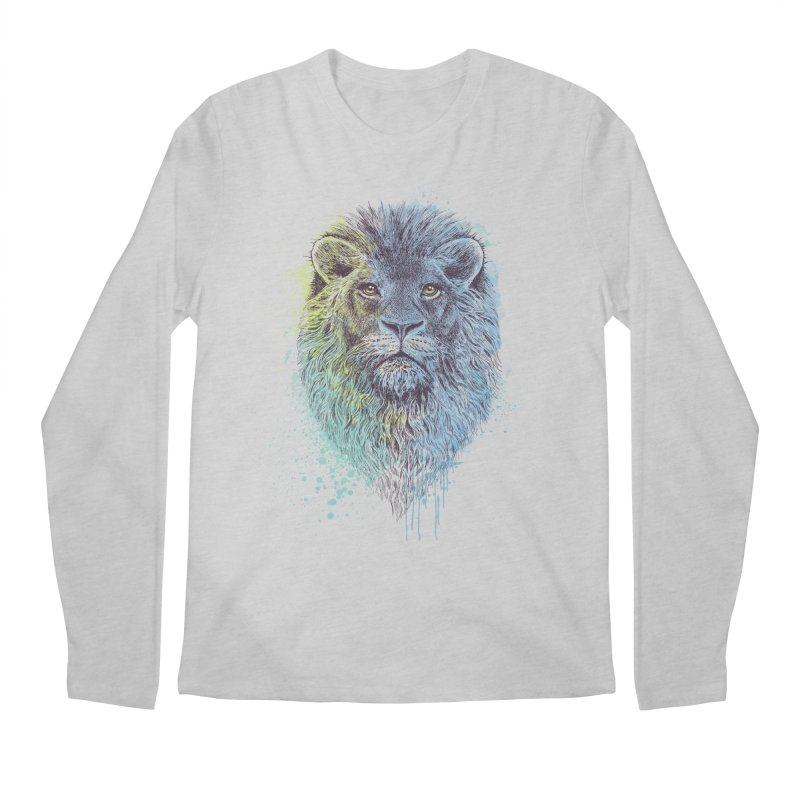 Lion King Men's Longsleeve T-Shirt by rcaldwell's Shop