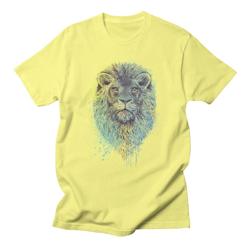 Lion King Men's T-Shirt by rcaldwell's Shop
