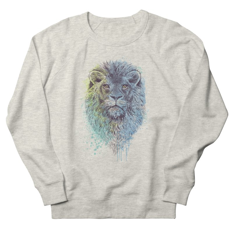 Lion King Men's Sweatshirt by rcaldwell's Shop