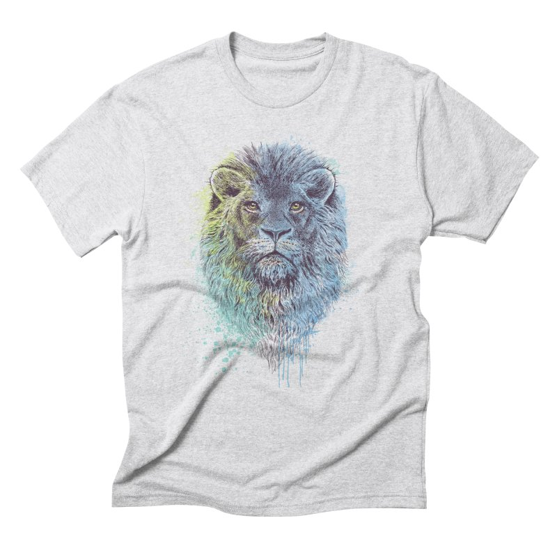 Lion King Men's Triblend T-Shirt by rcaldwell's Shop