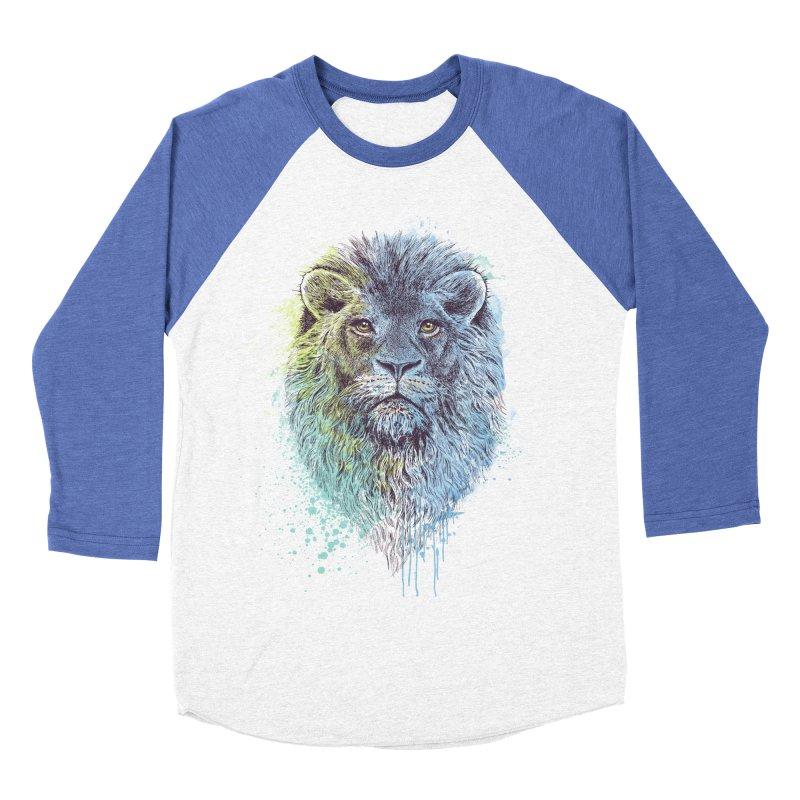 Lion King Men's Baseball Triblend T-Shirt by rcaldwell's Shop