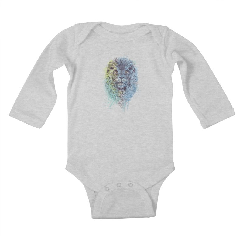 Lion King Kids Baby Longsleeve Bodysuit by rcaldwell's Shop