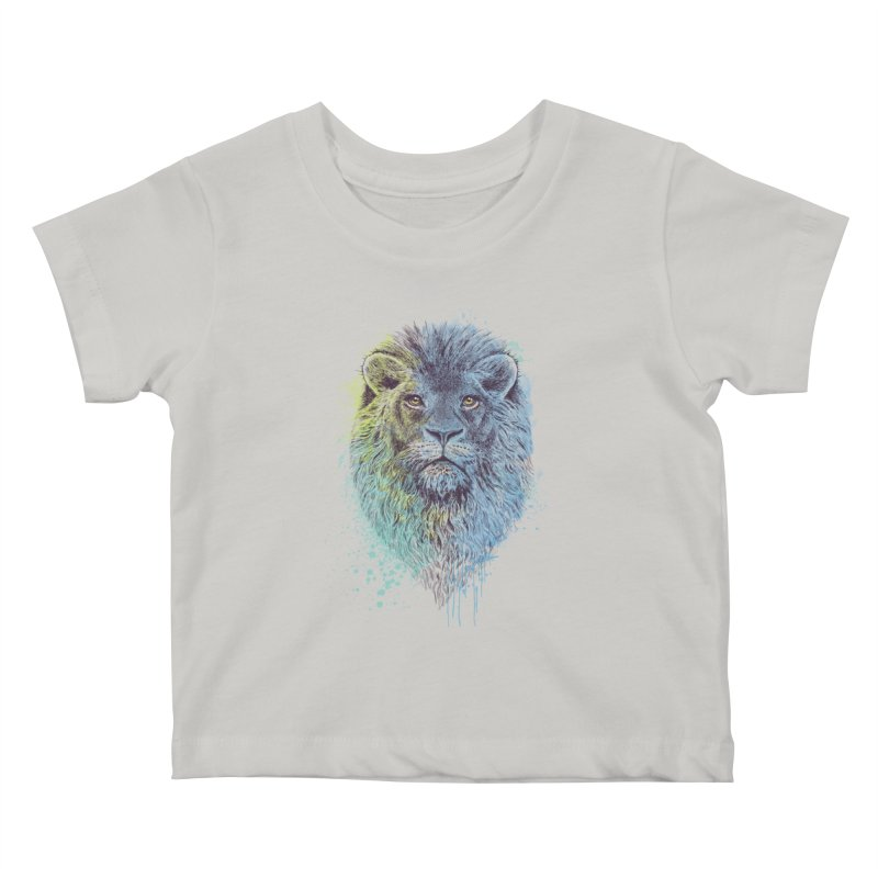 Lion King Kids Baby T-Shirt by rcaldwell's Shop
