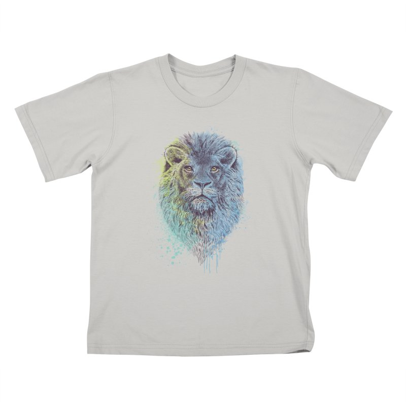 Lion King Kids T-shirt by rcaldwell's Shop