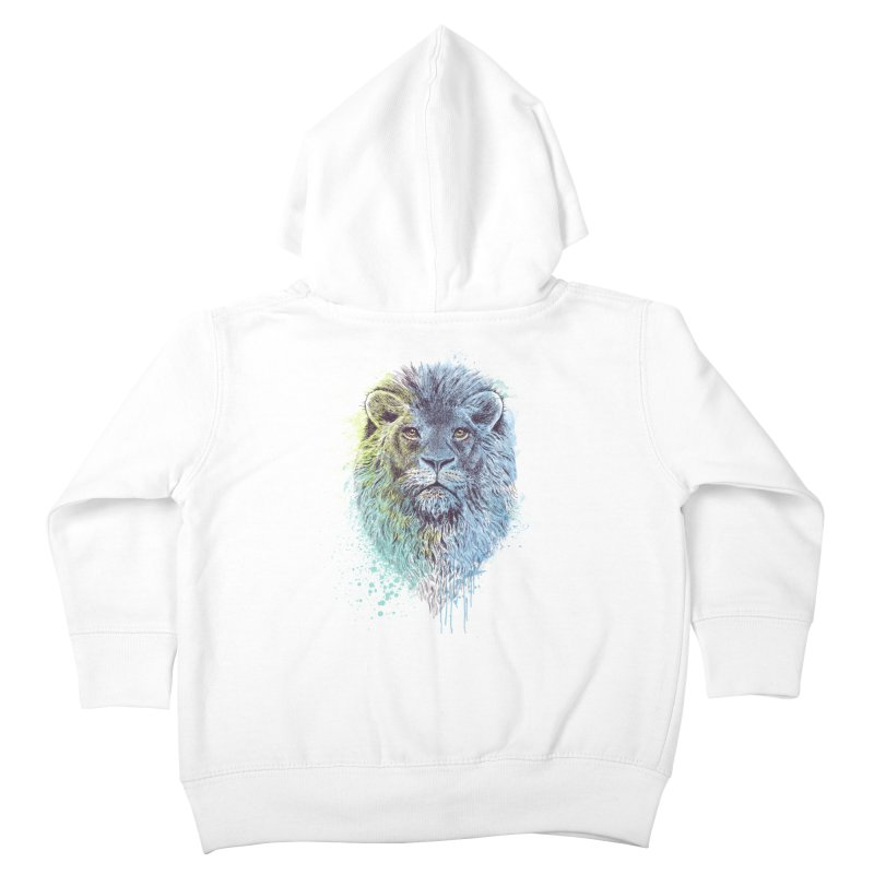 Lion King Kids Toddler Zip-Up Hoody by rcaldwell's Shop