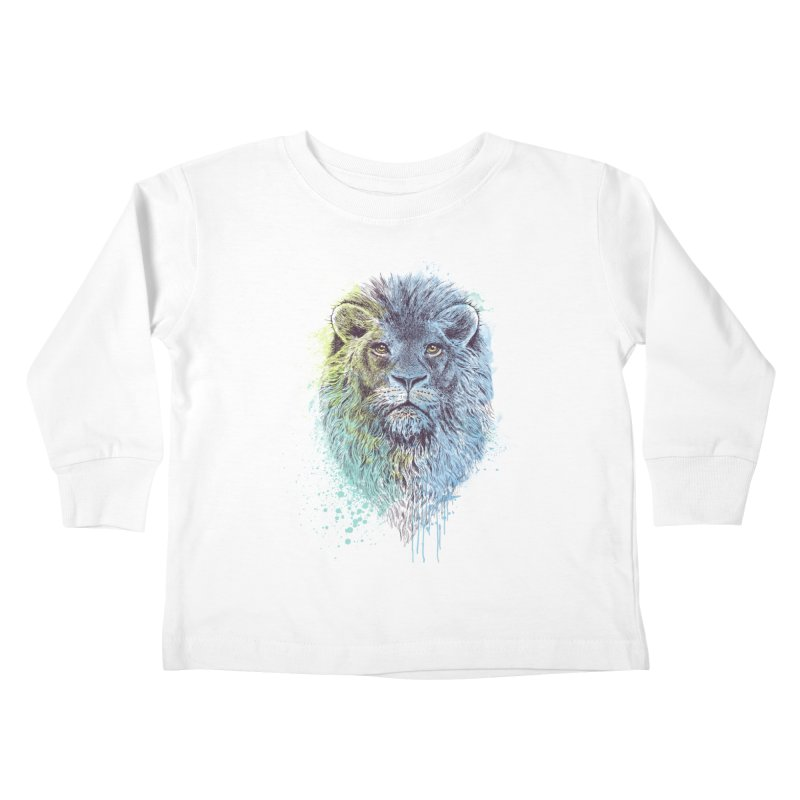 Lion King Kids Toddler Longsleeve T-Shirt by rcaldwell's Shop