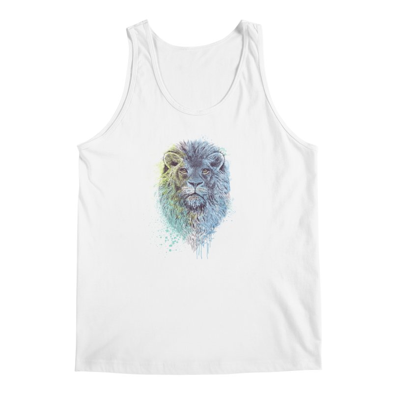 Lion King Men's Tank by rcaldwell's Shop