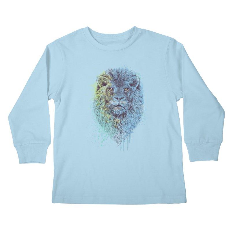 Lion King Kids Longsleeve T-Shirt by rcaldwell's Shop