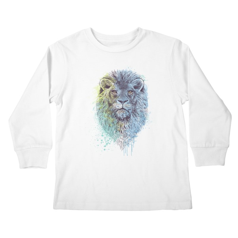 Lion King Kids Longsleeve T-Shirt by rcaldwell's Shop