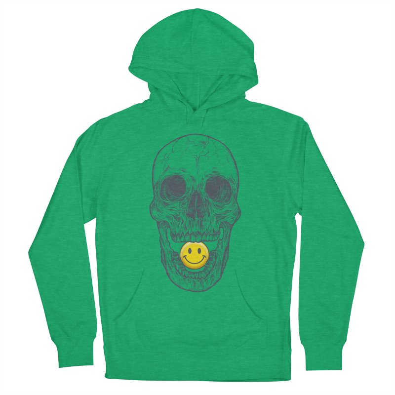 Have A Nice Day Skull Women's Pullover Hoody by rcaldwell's Shop