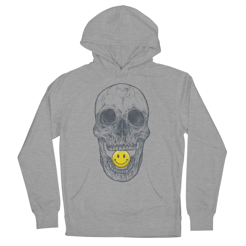 Have A Nice Day Skull Men's Pullover Hoody by rcaldwell's Shop