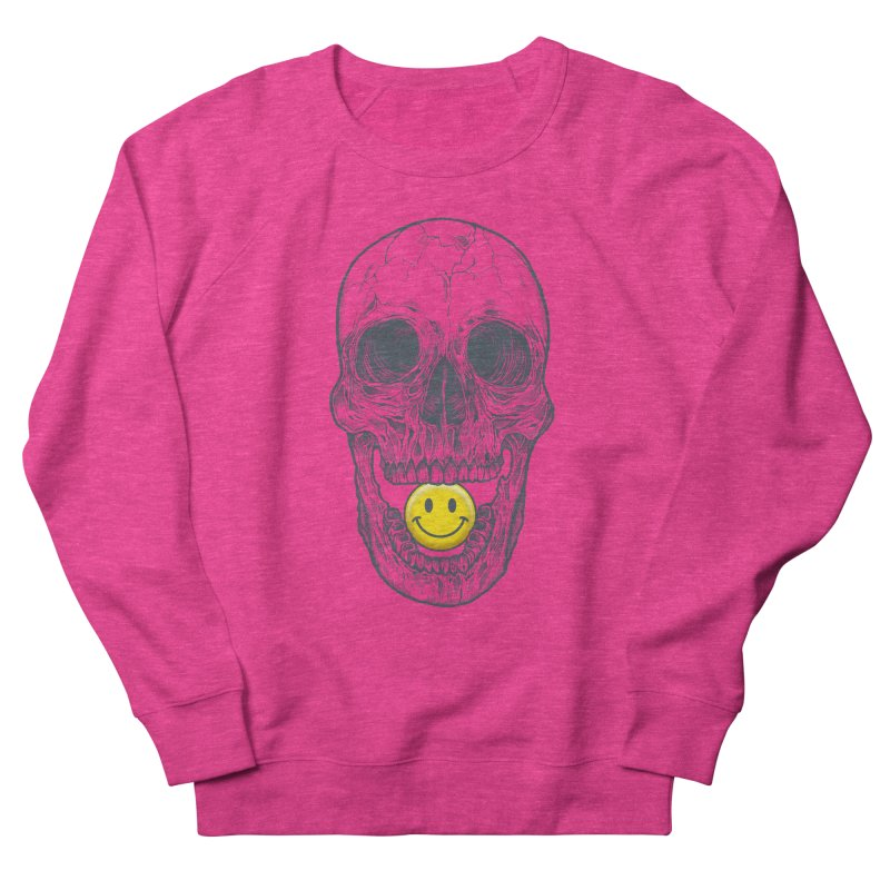 Have A Nice Day Skull Women's Sweatshirt by rcaldwell's Shop