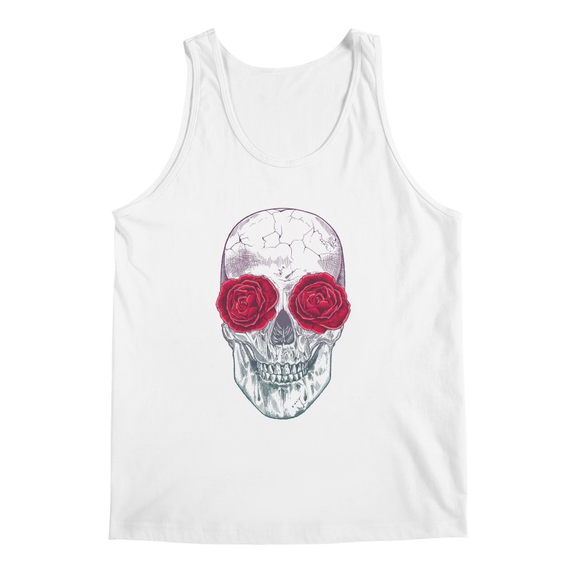Skull and Roses   by rcaldwell's Shop