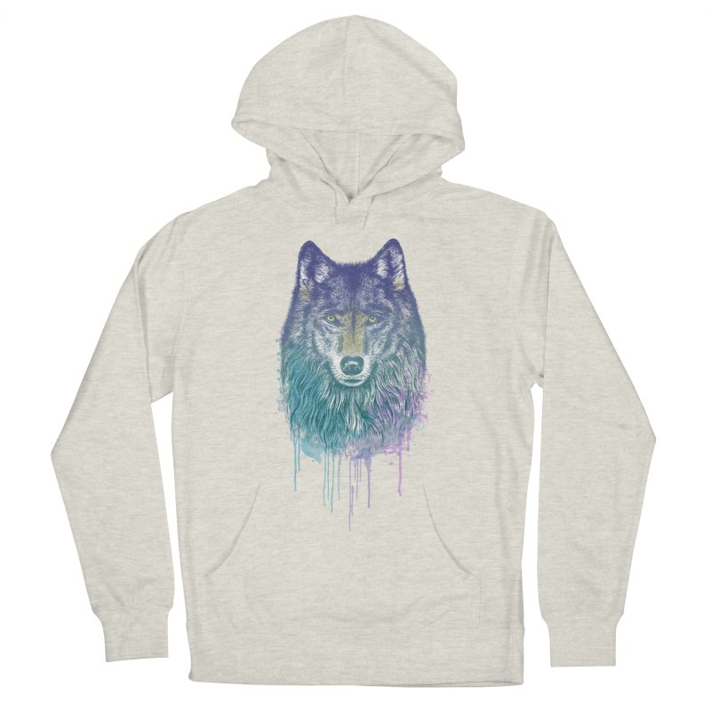 I Dream of Wolf Women's Pullover Hoody by rcaldwell's Shop