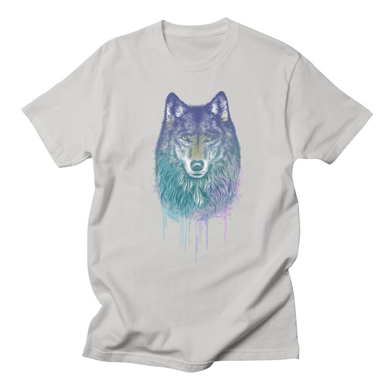 I Dream of Wolf Men's T-shirt by rcaldwell's Shop