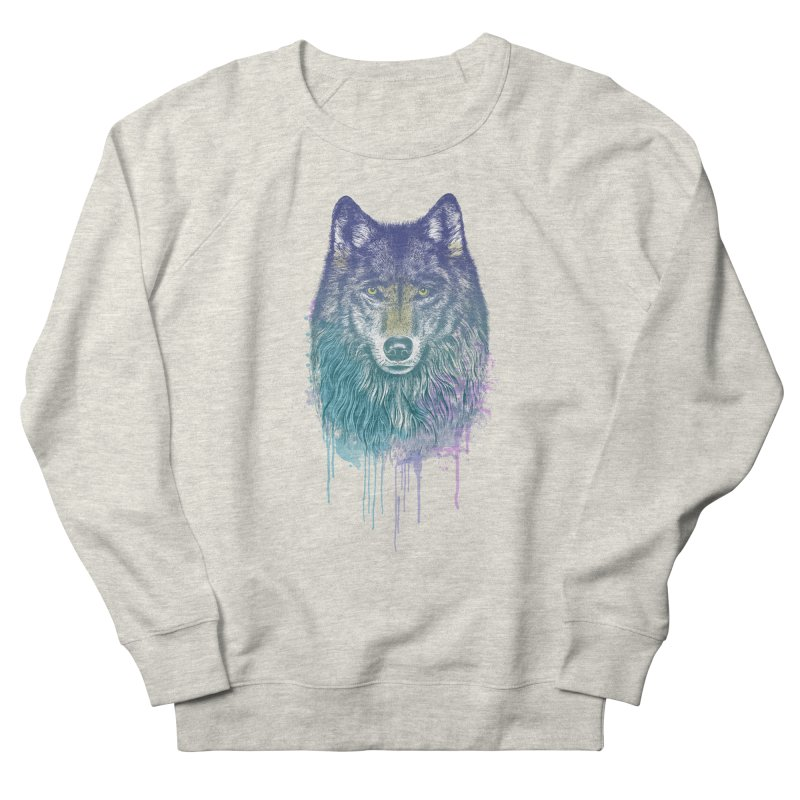 I Dream of Wolf Men's Sweatshirt by rcaldwell's Shop