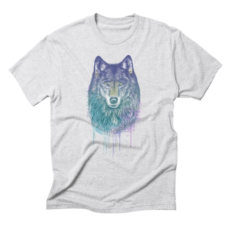 I Dream of Wolf Men's Triblend T-Shirt by rcaldwell's Shop