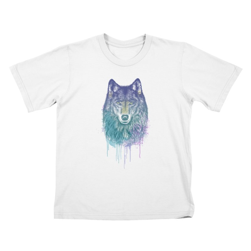 I Dream of Wolf Kids T-Shirt by rcaldwell's Shop