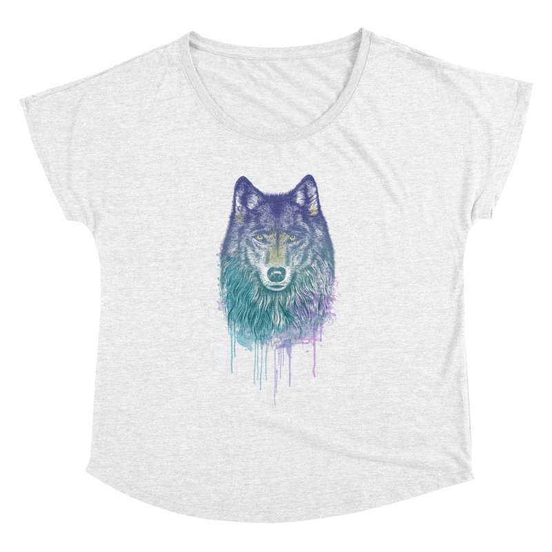 I Dream of Wolf Women's Dolman by rcaldwell's Shop