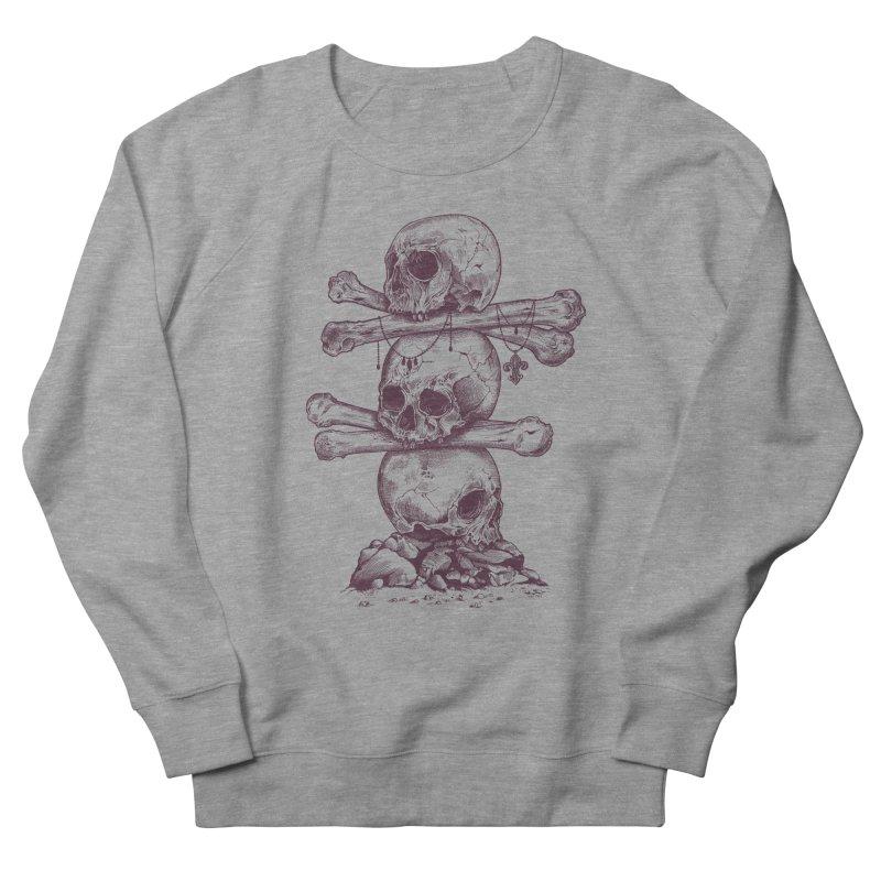 Skull Totem Women's Sweatshirt by rcaldwell's Shop