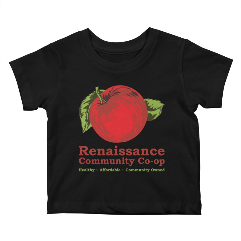 Original Logo TEE Kids Baby T-Shirt by Merch@RCC