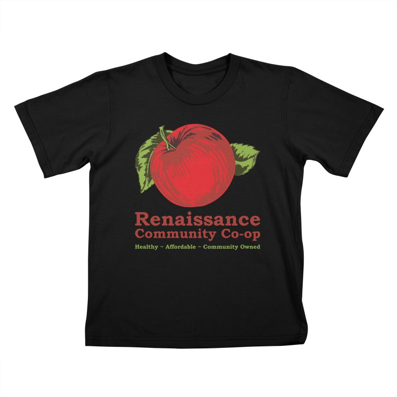 Original Logo TEE Kids T-Shirt by Merch@RCC