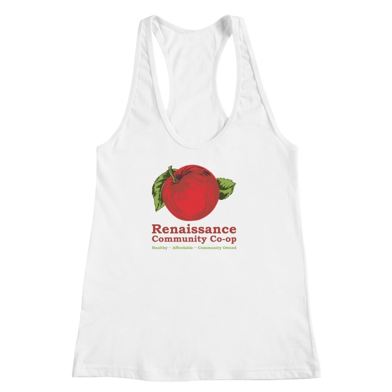 Original logo TANK Women's Racerback Tank by Merch@RCC