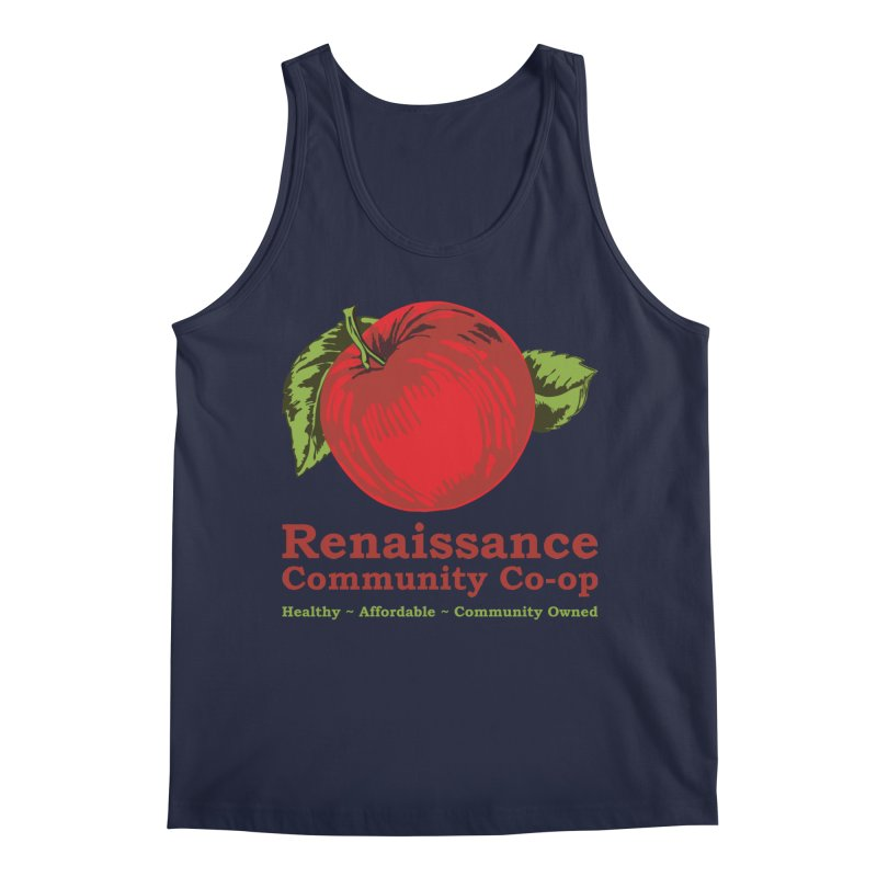 Original logo TANK Men's Regular Tank by Merch@RCC