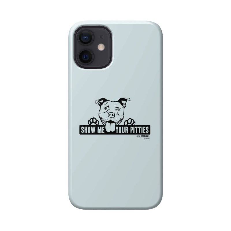Show me your pitties - dog Accessories Phone Case by rdmoc's Artist Shop