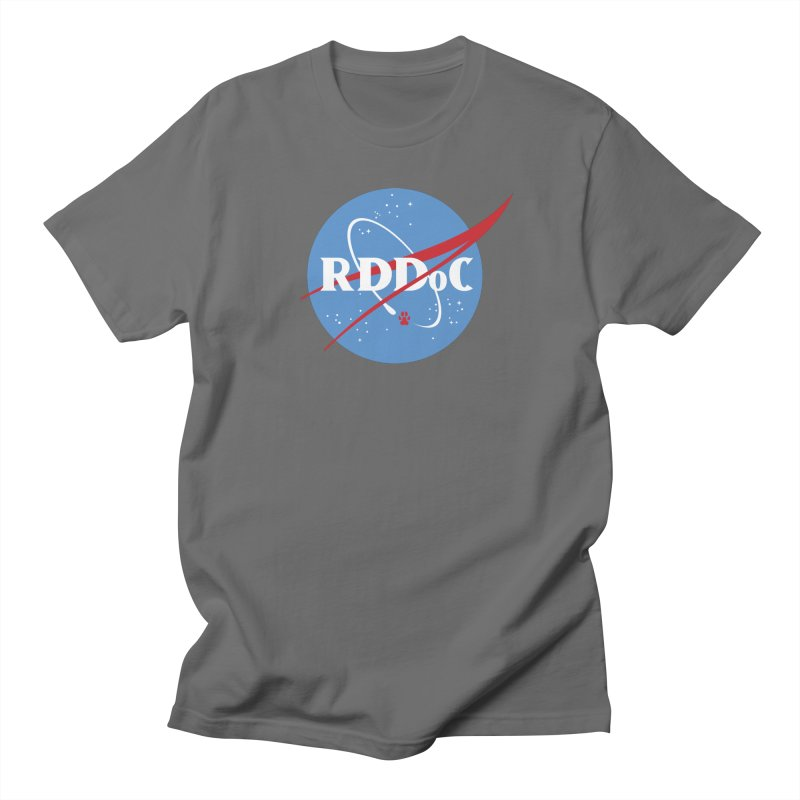 Real Dog Dad Nerds Men's T-Shirt by rdmoc's Artist Shop